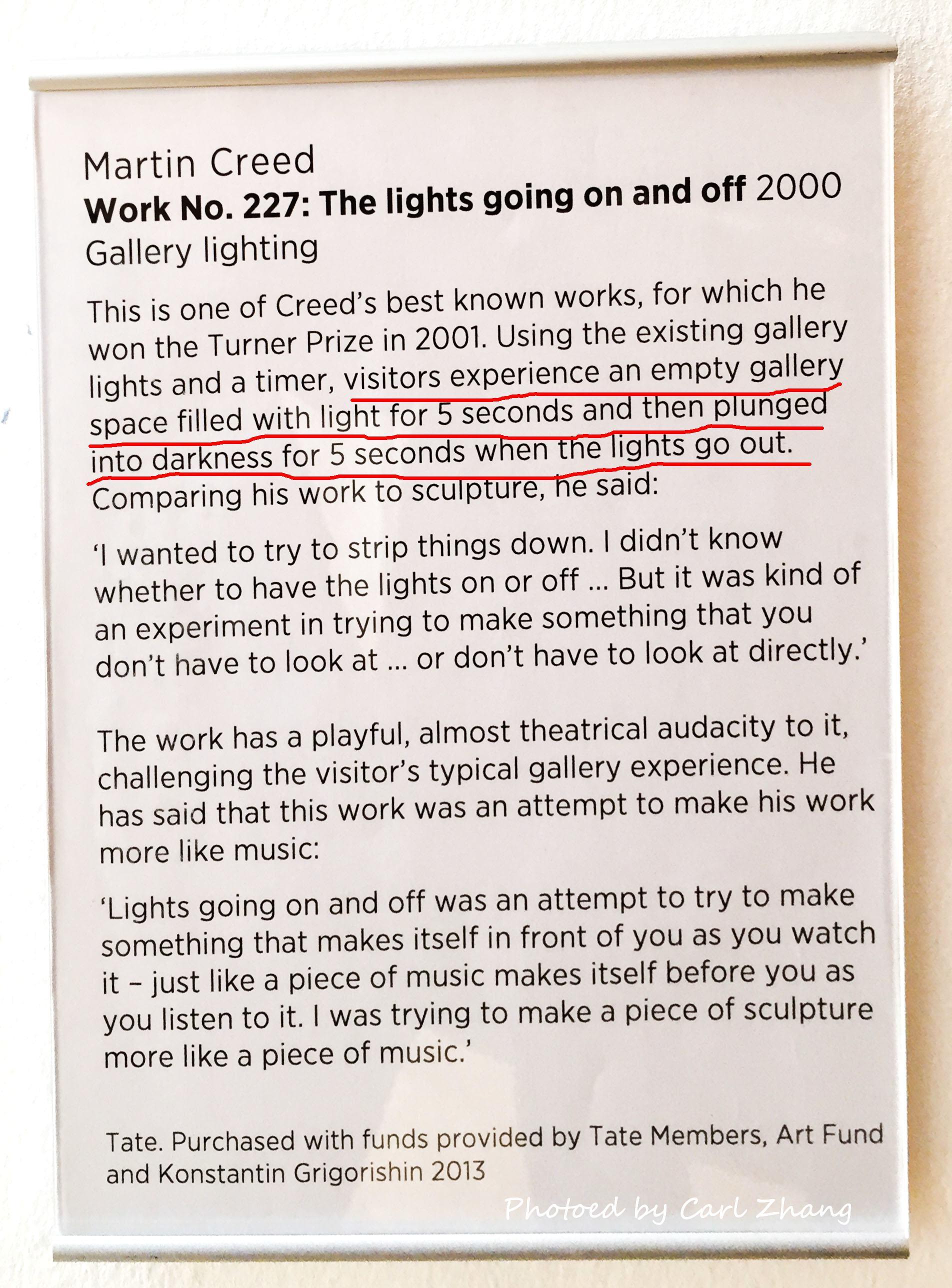 现代艺术——灯